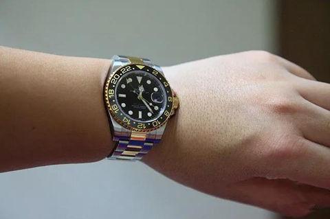 Rolex GMT 116713LN Replica Watch